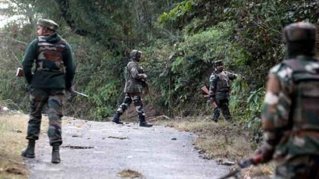 All indian army air force and security forces bases in jammukashmir asked to be on high alert