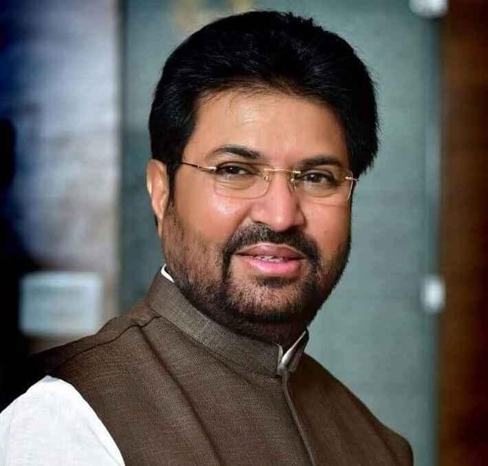 Jalna MLA Arjun Khotkar