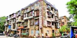 100 percent lockdown worli and delisle road bdd chawl in mumbai