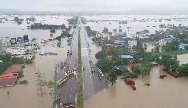 Kolhapur-Flood