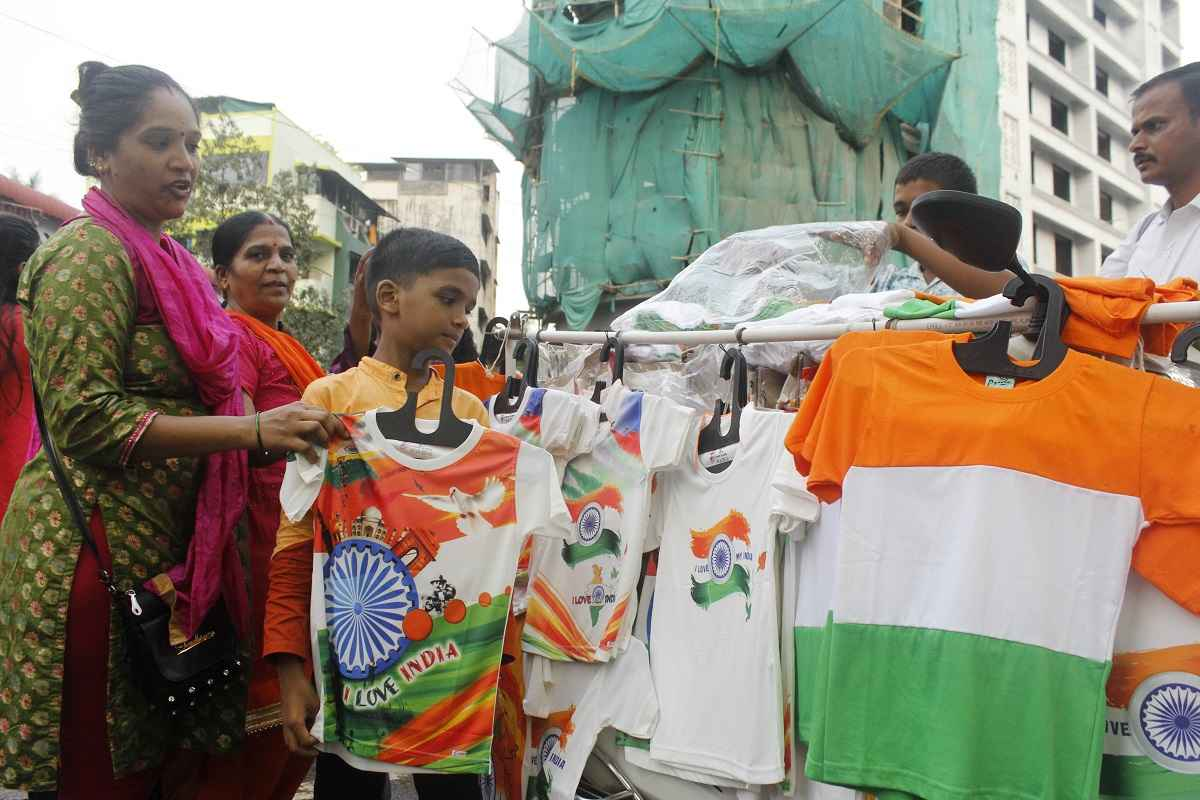 veracity of carceral market on independence in mumbai markets