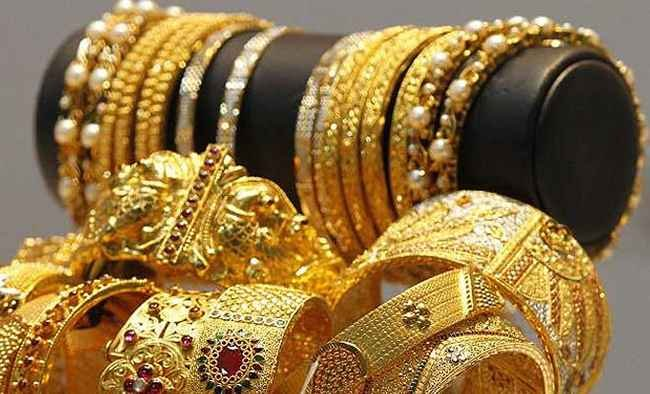 Gold prices rise in Diwali Festival