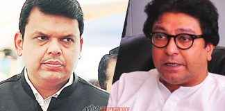 devendra fadnavis comment on ed notice to raj thackeray