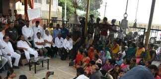 Sharad pawar tour of sangli kolhapur flood affected area