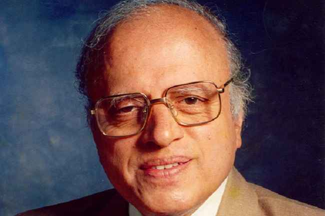 The father of the Indian Green Revolution - Dr. M.S. Swaminathan