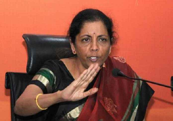 The improvement of the economy is our top priority says Union Minister for Finance and Corporate Affairs Nirmala Sitharaman
