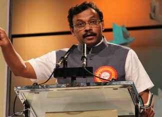 Vinod Tawde criticized on Sambhaji Raje