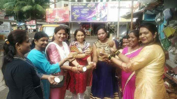 Narali purnima festival celebrated in vikhroli