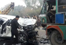 Rajsamand chemical truck turn 10 people dead