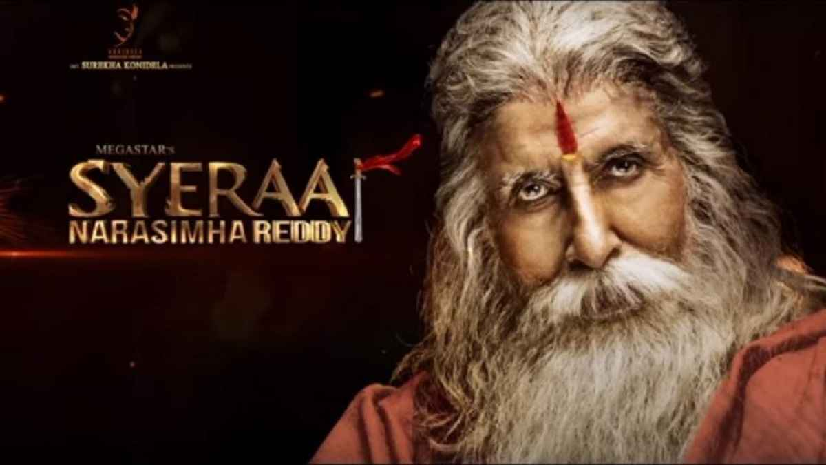Excel Entertainment's upcoming multilingual historical epic 'Sye Raa Narasimha Reddy'