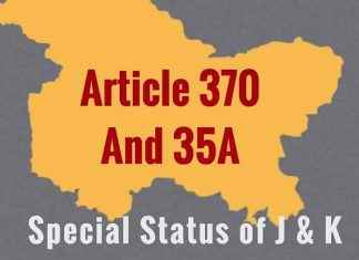 article 370 and 35 A