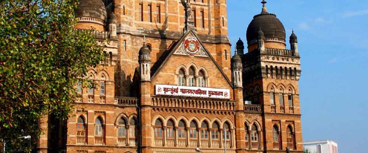 now bmc cleanliness in mumbai by evening time