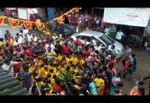 swami samarth junior kg school students celebrate dahi handi in prabhadevi