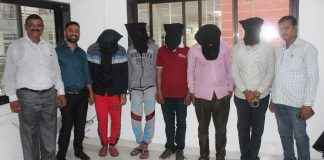 Robbers arrested by Nashik Police