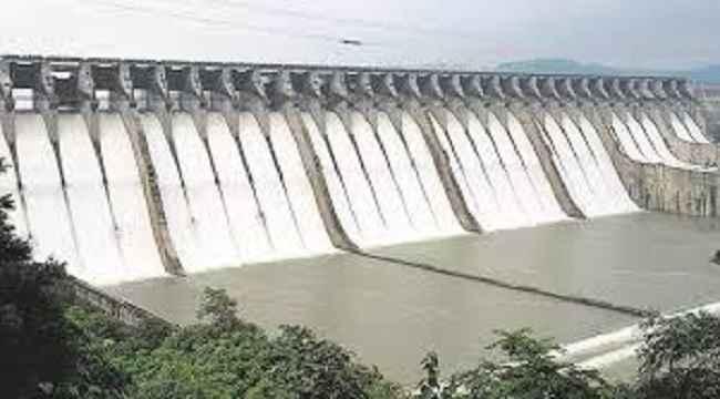 High alert issued jaikwadi dam