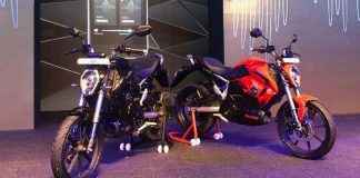 revolt motors rv400 rv300 electric motorcycles launched in india