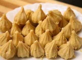 mawa modak recipe in marathi