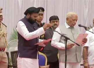 karnataka 17 minister take oth of minister