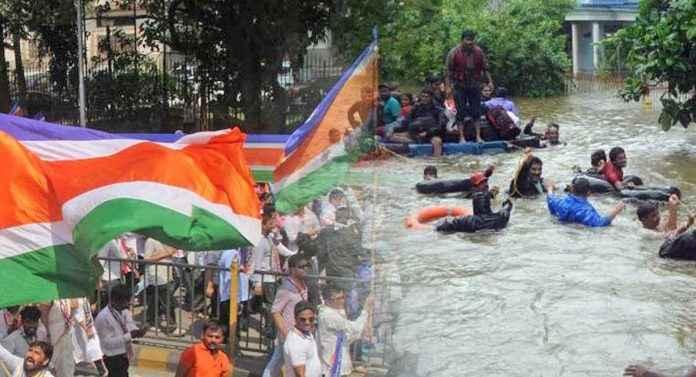 mns slams on Bollywood actors who did not help sangali and kolhapur flood affected peoples