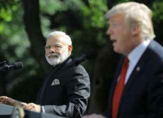 narendra modi give answer to donald trump that we will resolve the Kashmir issue from bilateral talks