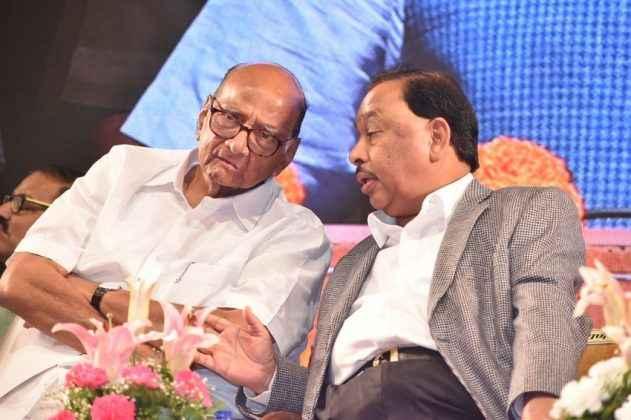 narayan rane auto biography published sharad pawar nitin gadkari 5