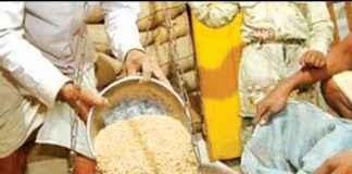 Grain black market in Bhiwandi; Nine tonnes of ration rice seized