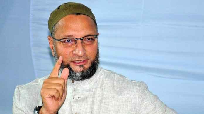 before ram mandir bhumi pujan mim mp owaisi tweeted babri masjid was and will remain inshallah