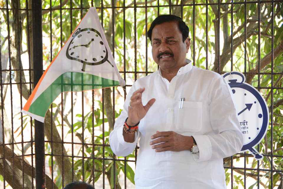 sunil tatkare denied rumors of join shiv sena