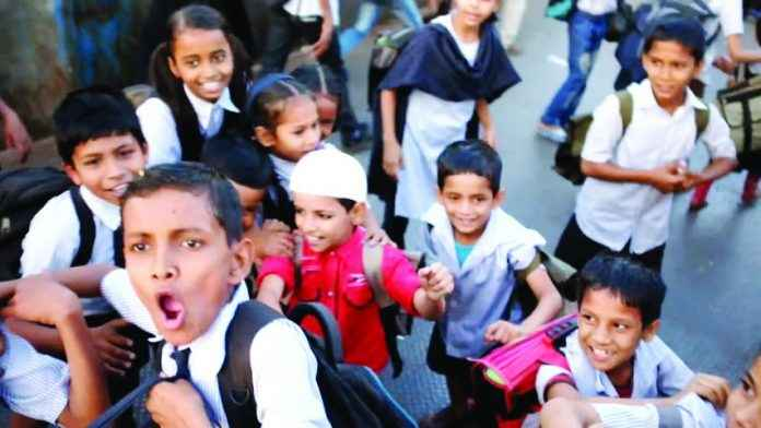 Students get diwali leave