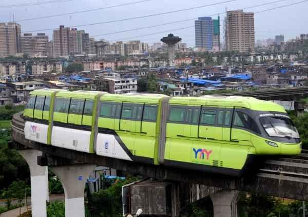 Mumbai monorail speed increase mmrda will buy 10 more new rakes