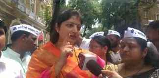 ncp women state leader rupali chakankar criticizes on ed