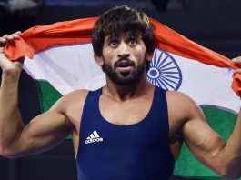 Bajrang Punia clinches bronze in Wrestling World Championship, first Indian to win three Worlds medals