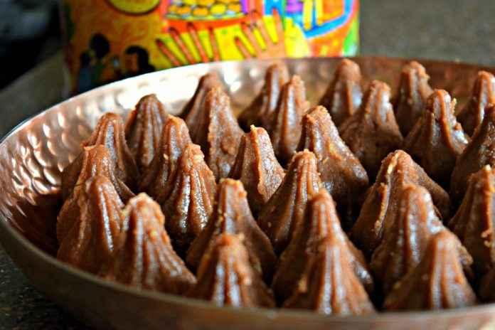 goody biscuit modak recipe in marathi