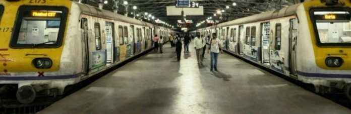 technical failure on the central railway route