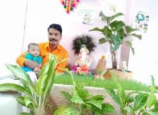 Contestant Umesh Shinde