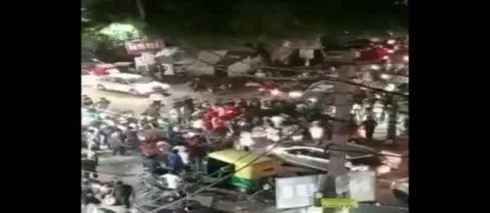 Delhi Car Accident