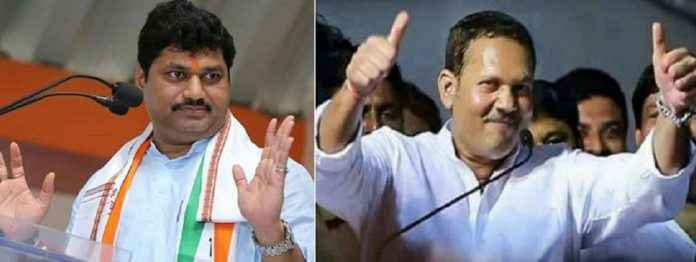 Dhananjay Munde vs UdayanRaje Bhosale