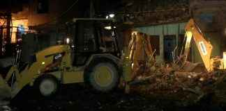 Delhi: One dead in collapse of a four storey building in Seelampur