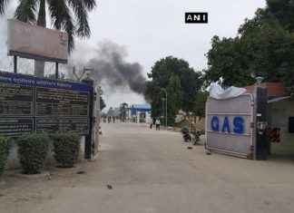 Gas Tank Explosion At Hindustan Petroleum Corporation Plant In Unnao 2
