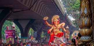 Police vacations canceled for Ganpati immersion