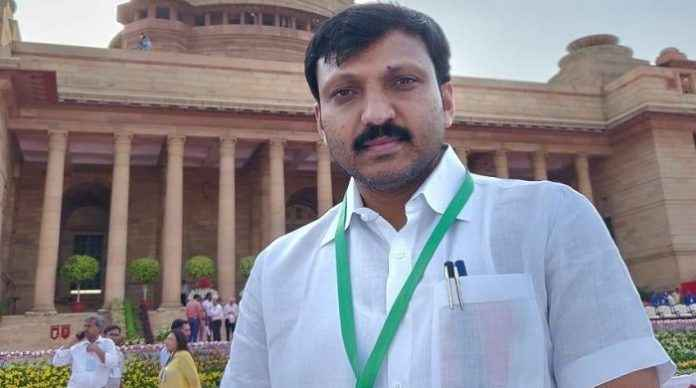 MP Omraje Nimbalkar