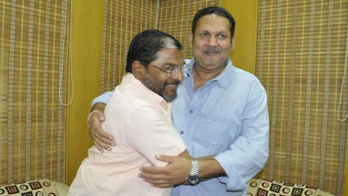 Raju shetty requesting Udayanraje bhosale to not enter in bjp party