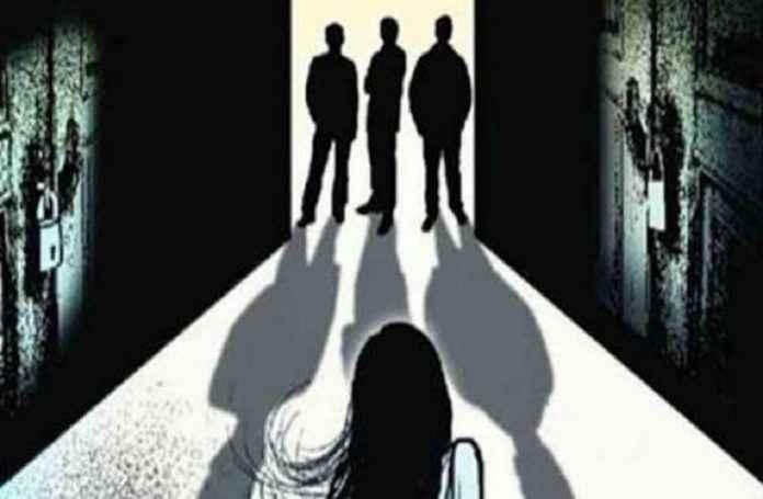 woman gang raped