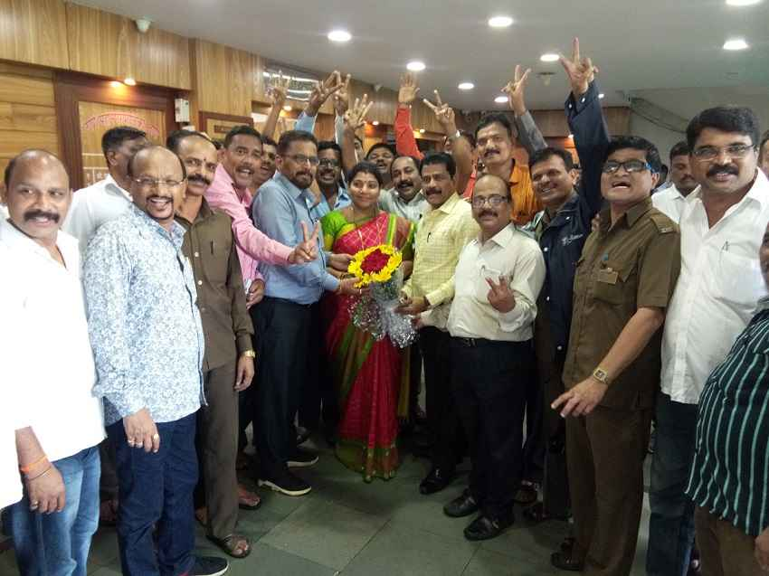 Thane transport staff becomes permanent 1