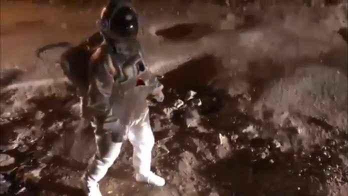 astronaut in bangalore