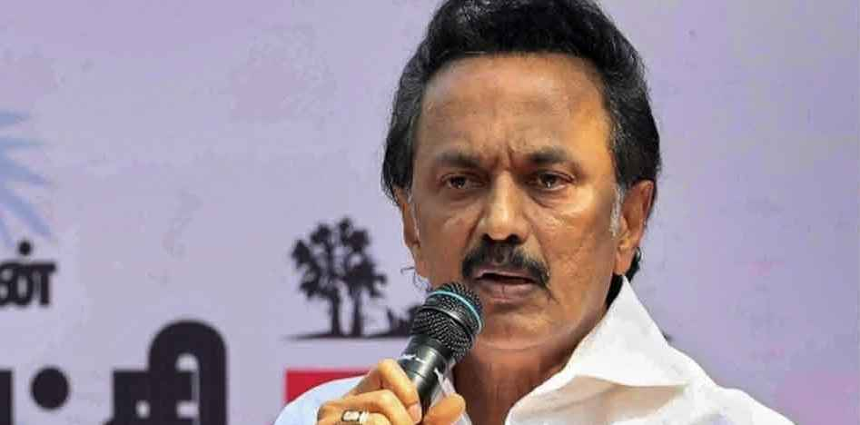 dmk chief m k stalin