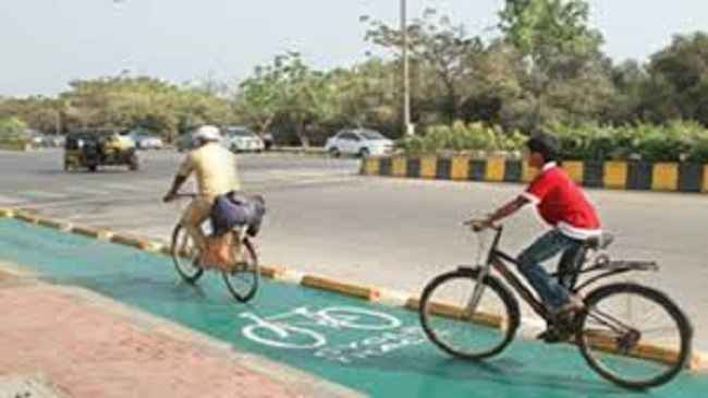 cycle track project