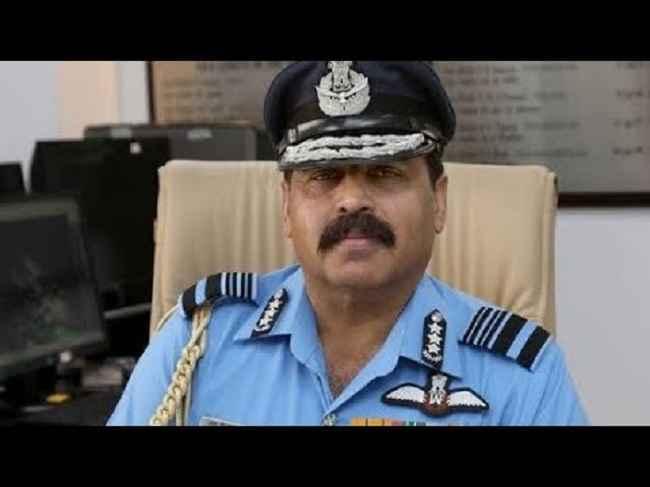 rks bhadauria new air chief