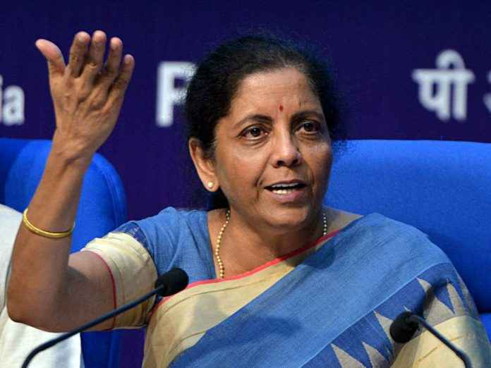 tapsi anurag case: finance minister nirmala sitharaman says about it action against anurag kashyap taapsee pannu