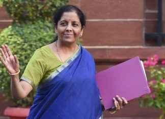 Nirmala Sitharaman hands over keys to 650 home buyers in Mumbai through Khidki Yojana
